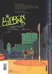 Verso de London Calling -1- Épisode 1/9