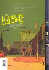 Verso de London Calling -2- Épisode 2/9
