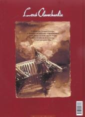 Verso de Lord Clancharlie -1- Deux enfants dans l'ombre