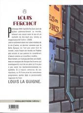 Verso de Louis Ferchot -1- L'usine