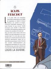 Verso de Louis Ferchot -2- Le fusil