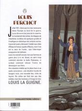 Verso de Louis Ferchot -3- La caserne