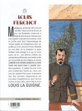 Verso de Louis Ferchot -5- L'île rouge