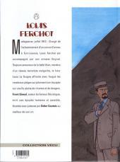 Verso de Louis Ferchot -6- Trahisons