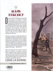 Verso de Louis Ferchot -7- Le soldat inconnu
