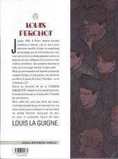 Verso de Louis Ferchot -8- Le Déserteur