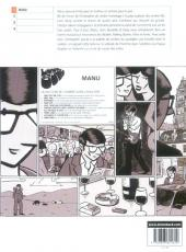 Verso de Love Song -1- Manu