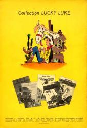 Verso de Lucky Luke -11- Lucky Luke contre Joss Jamon