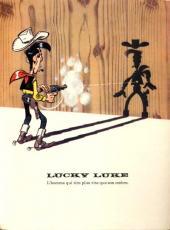 Verso de Lucky Luke -32- La diligence