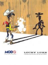 Verso de Lucky Luke (Pub et Pastiches) -Mod 8- 3 histoires de Lucky Luke