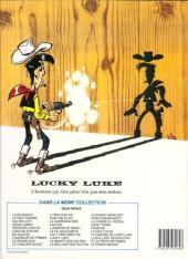 Verso de Lucky Luke -56- Le ranch maudit