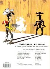 Verso de Lucky Luke -65- Belle Starr
