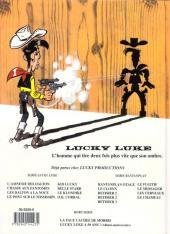 Verso de Lucky Luke -67- O.K. Corral