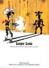 Verso de Lucky Luke -67pub- Marcel Dalton