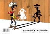Verso de Lucky Luke -HS04- Le Cuisinier français