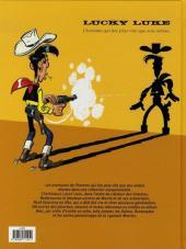 Verso de Lucky Luke (Intégrale Dupuis/Dargaud) -20- L'Intégrale 20