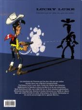 Verso de Lucky Luke (Intégrale Dupuis/Dargaud) -21- Intégrale 21