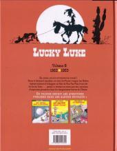 Verso de Lucky Luke (Intégrale Dupuis/Dargaud) -8b09- Volume 8 - (1962-1963)