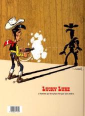 Verso de Lucky Luke (Les aventures de) -1- La belle province
