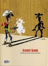 Verso de Lucky Luke (Les aventures de) -2- La corde au cou
