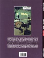 Verso de Luc Leroi -6- Bande d'individus