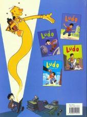 Verso de Ludo -4- Sales petits voleurs !