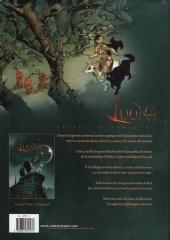 Verso de Luuna -2Car- Le Crépuscule du Lynx