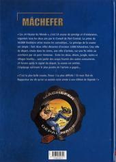 Verso de Mâchefer -3- Les 24 heures du monde
