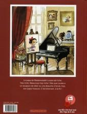 Verso de Mademoiselle Louise -1a- Un papa cadeau