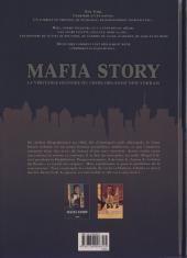 Verso de Mafia story -1- La Folie du Hollandais {1/2}