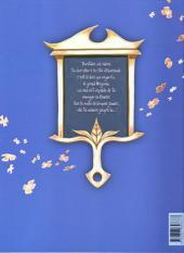 Verso de Le magicien d'Oz (Chauvel/Fernández) -1- Volume 1