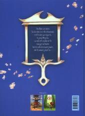 Verso de Le magicien d'Oz (Chauvel/Fernández) -2- Volume 2