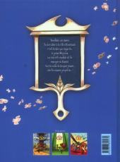 Verso de Le magicien d'Oz (Chauvel/Fernández) -3- Volume 3