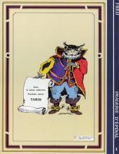 Verso de La magique lanterne magique - La Magique Lanterne Magique