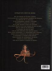 Verso de Magus -1- Le fossoyeur