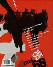 Verso de Mai 68 (Collectif chez Soleil) - Le pavé de bande dessinée