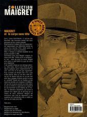 Verso de Maigret -5- Maigret et le corps sans tête