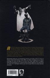 Verso de Les maîtres de l'évasion / The Escapists - Les maîtres de l'évasion