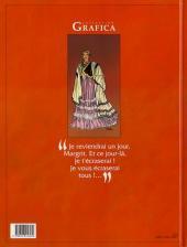 Verso de Les maîtres de l'Orge -2- Margrit, 1886