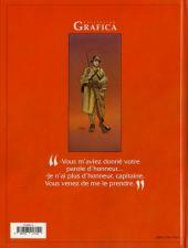 Verso de Les maîtres de l'Orge -3- Adrien, 1917
