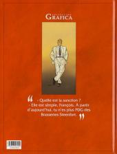 Verso de Les maîtres de l'Orge -7- Frank, 1997