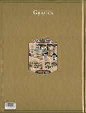 Verso de Les maîtres de l'Orge -8- Les Steenfort