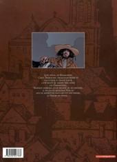 Verso de Le maître de pierre -1- Colin Tranchant