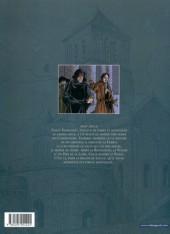 Verso de Le maître de pierre -3- La dame de Ligugé