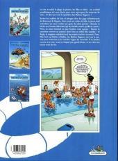 Verso de Les maîtres-nageurs -3- Dans la mer jusqu'au cou