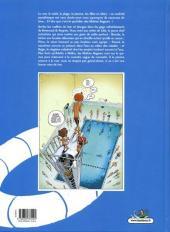Verso de Les maîtres-nageurs -1- Comme un poisson dans l'eau