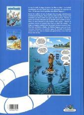 Verso de Les maîtres-nageurs -2- Coquillages et crustacés