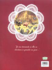 Verso de Mamette -1- Anges et pigeons