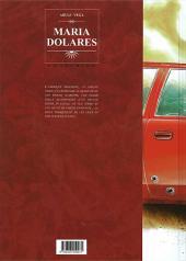 Verso de Maria Dolares