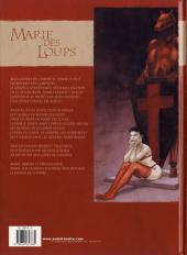 Verso de Marie des Loups -1- La Garde Rouge